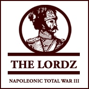 Napoleonic: Total War III ~ NTW3 ~ The Lordz Modding Collective Logo